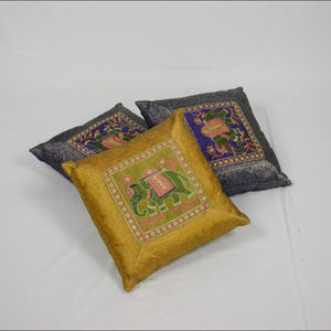 Traditional Cushions for Mehndi and Sangeet