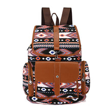 Load image into Gallery viewer, Bohemian Canvas Fashion Backpack