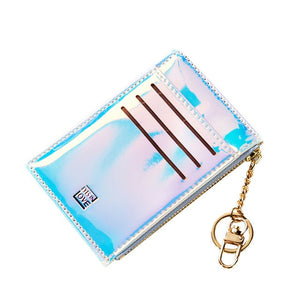 Small Wallet Laser Color