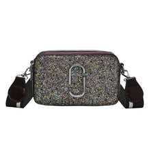 Load image into Gallery viewer, Sequin Square Bag