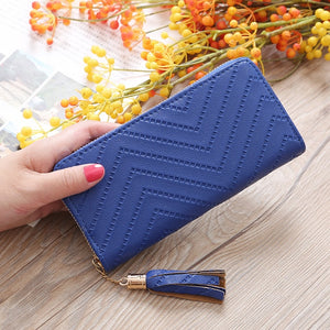 Long Clutch Wallet