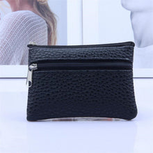 Load image into Gallery viewer, PU Leather Coin Purse