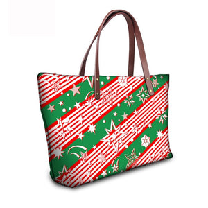 Christmas Casual Shoulder Bags
