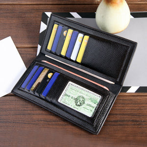 FREE - Retro Men's Long Wallet