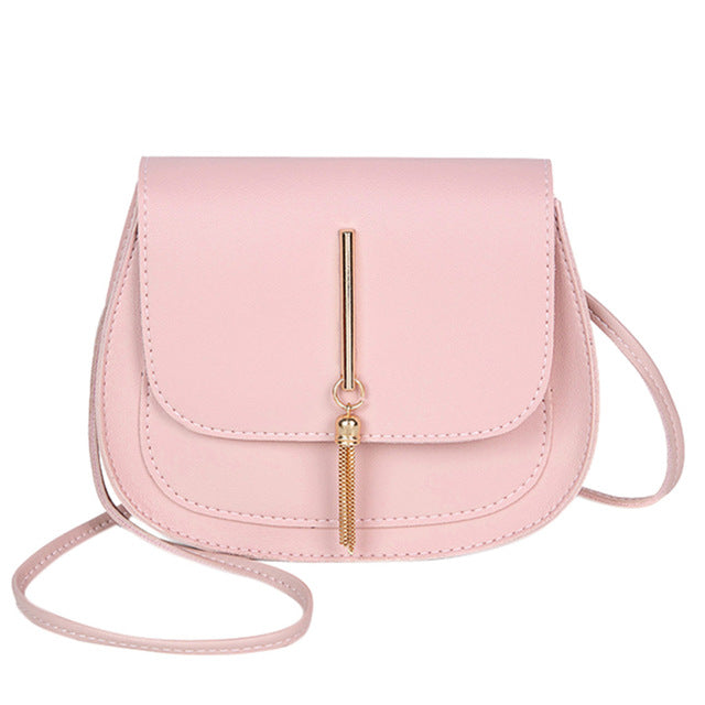 FREE - Vegan Tassel Crossbody Handbag