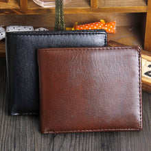 Load image into Gallery viewer, FREE - Vegan Leather Fashion Wallet
