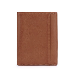 Phone Charging Vegan Leather Wallet