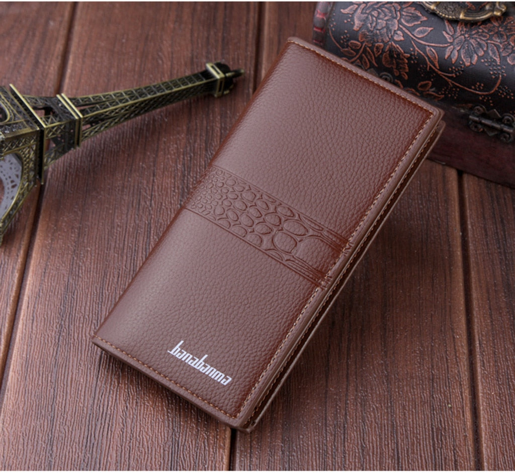 Designer Long Wallet
