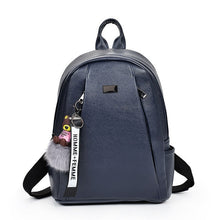 Load image into Gallery viewer, Fashion Leather Backpack