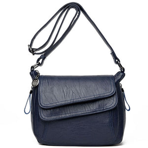 Leather High Quality Simple Handbag