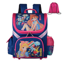 Load image into Gallery viewer, Girls School Backpack