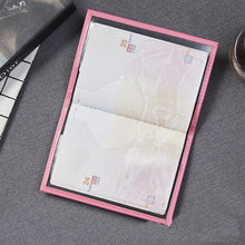 Load image into Gallery viewer, Casual PU Leather Passport Cover