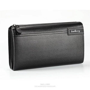 Luxury Zipper Wallet