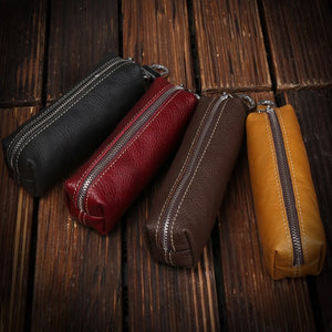 Cow Leather  Key Bag