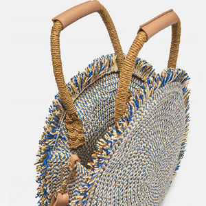 High Quality Straw Bag