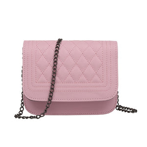 Trendy Small Flap Shopping Handbag