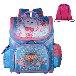 Girls School Backpack