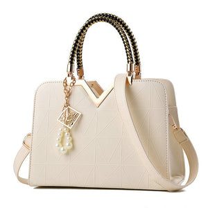 Pocket Zipper Woman Handbag