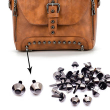 Load image into Gallery viewer, Metal Craft Purse Feet Rivet