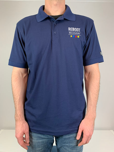 REBOOT Recovery Sport Polo