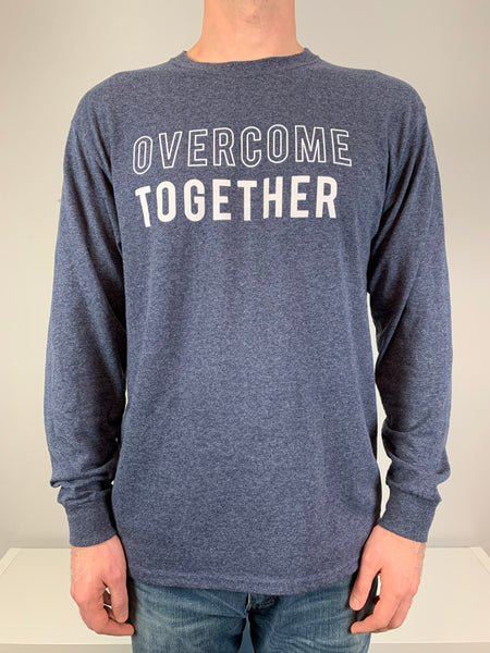 Overcome Together Long sleeve T-shirt