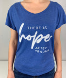 Hope After Trauma Women's T-shirt