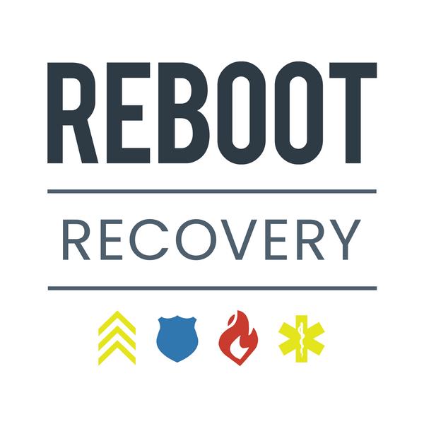 REBOOT Recovery Clear Sticker