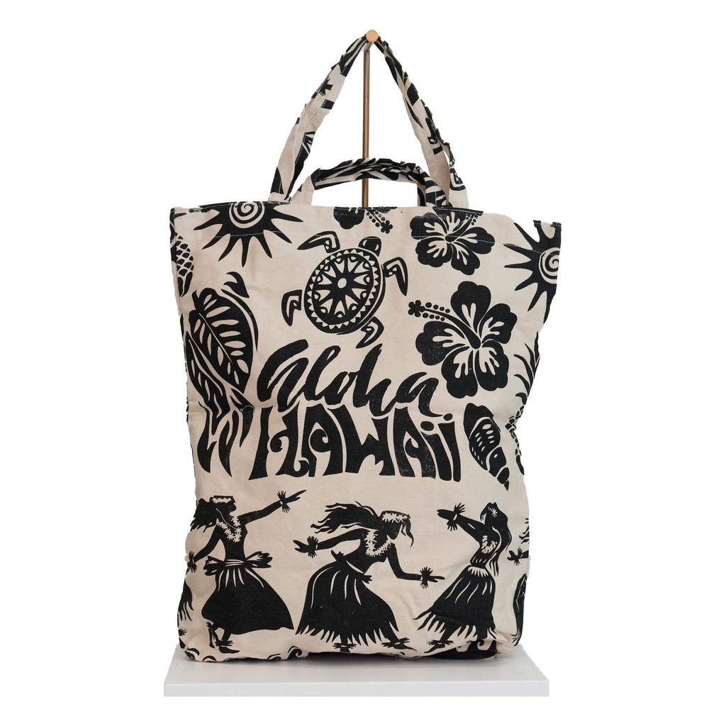Tote Bag Hawai Black