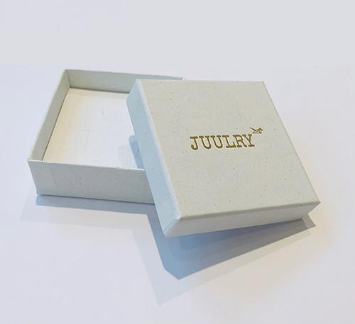White Juulry Gift Box