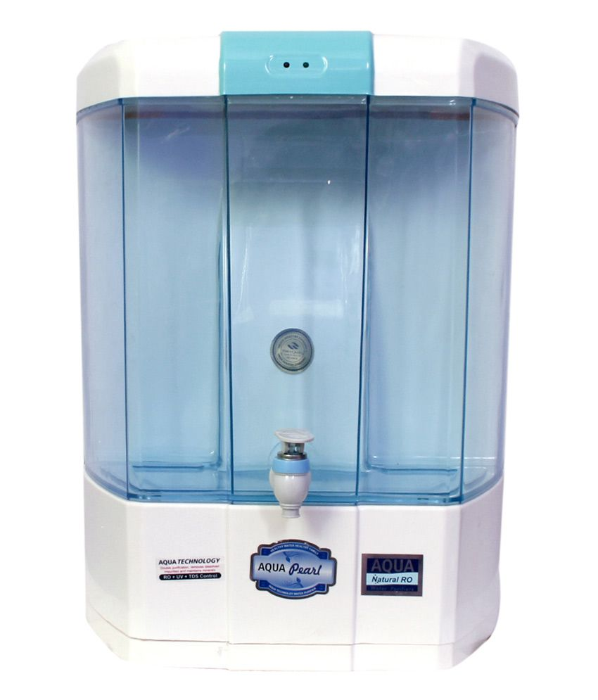 Aqua Pearl RO+UV Water Purifier