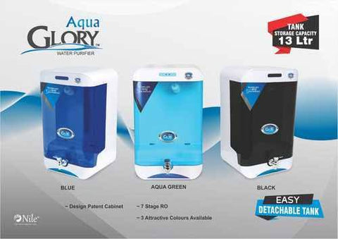Aqua Glory RO+UV Water Purifier