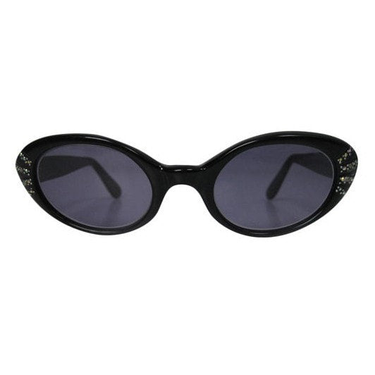 Vintage Clothing: 1950's French Cat Eye Sunglasses