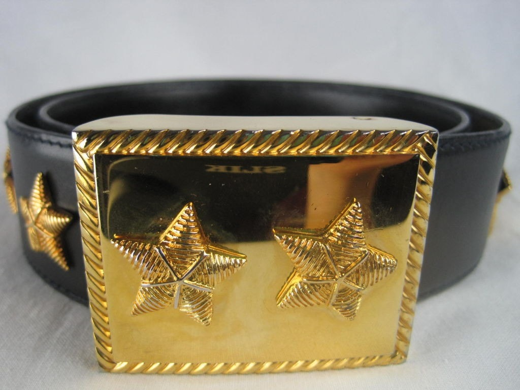 Escada Belt 1980's Nautical-Themed Vintage - regenerationvintageclothing