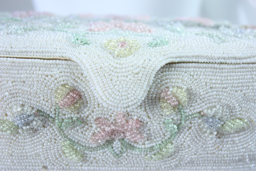 1950's Handbag Beaded from Magid Vintage - regenerationvintageclothing