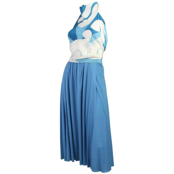 Vintage Clothing: 1970's Chloe Silk Ensemble
