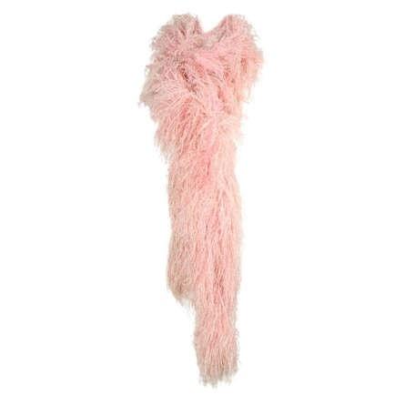 Vintage Clothing: 1970's Ostrich Feather Boa