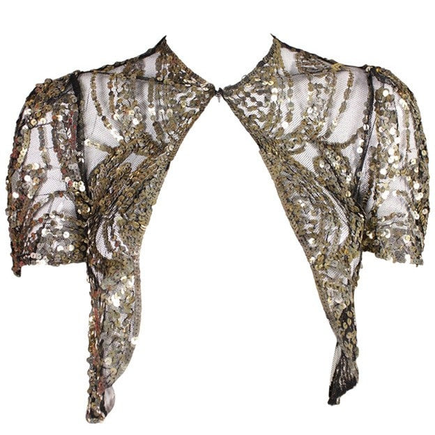 Vintage Clothing: 1930's Sequined Bolero