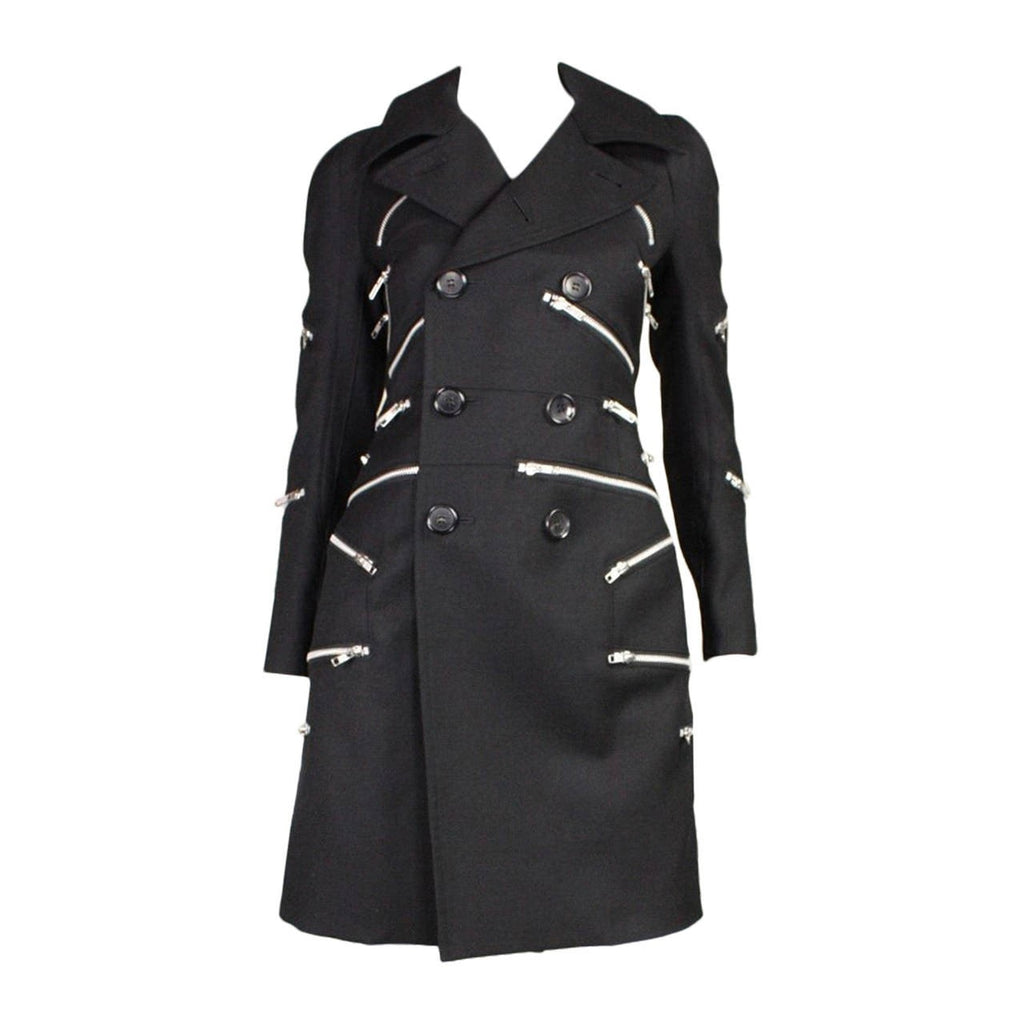 Vintage Clothing: Junya Watanabe for Comme des Garcons Zipper Coat