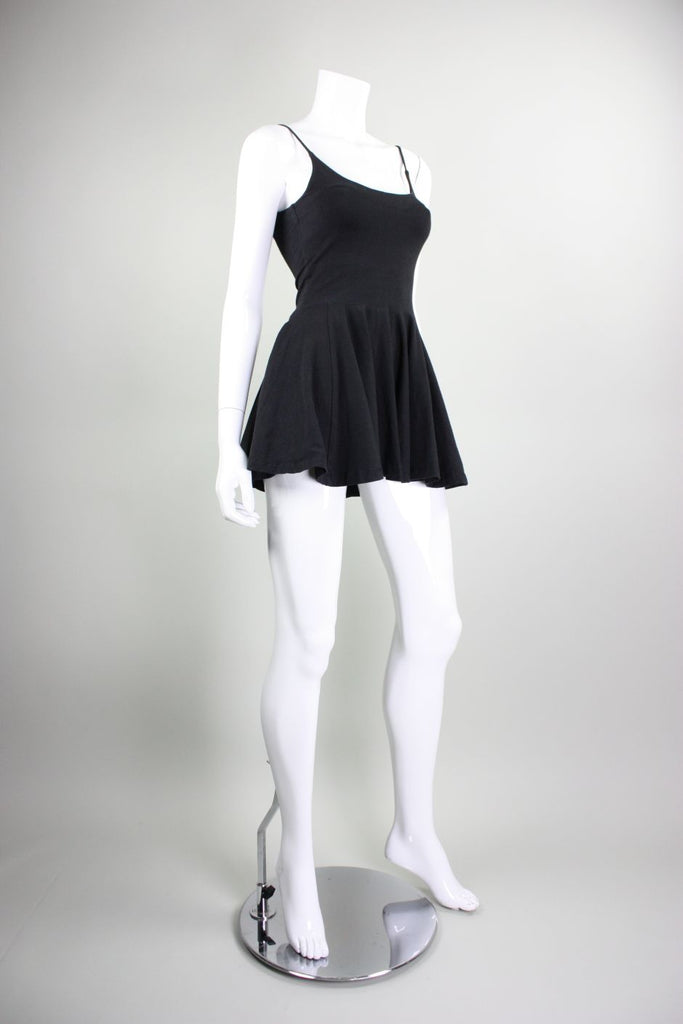 Betsey Johnson Mini Dress 1980's Punk Label Vintage - regenerationvintageclothing