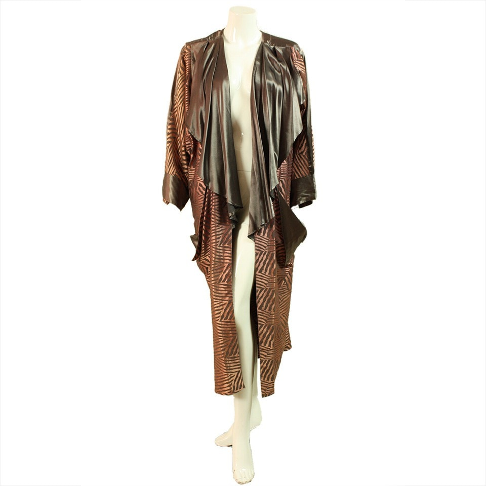 Vintage Clothing: 1980's ABA Jacket with Batwing Sleeves