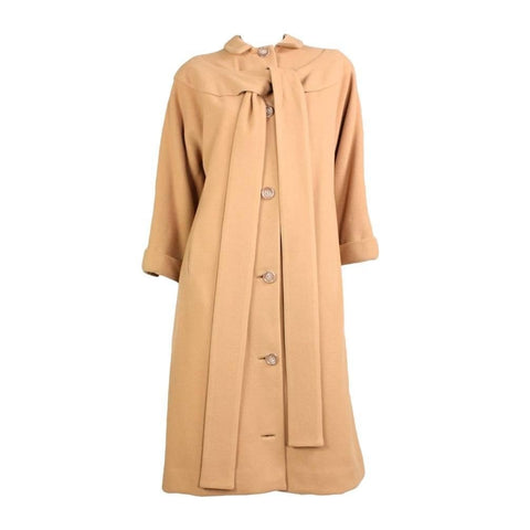 Vintage Clothing: 1950's Rudi Gernreich for Walter Bass Wool Coat