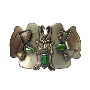 Vintage Jewelry: ***Art Nouveau Brooch
