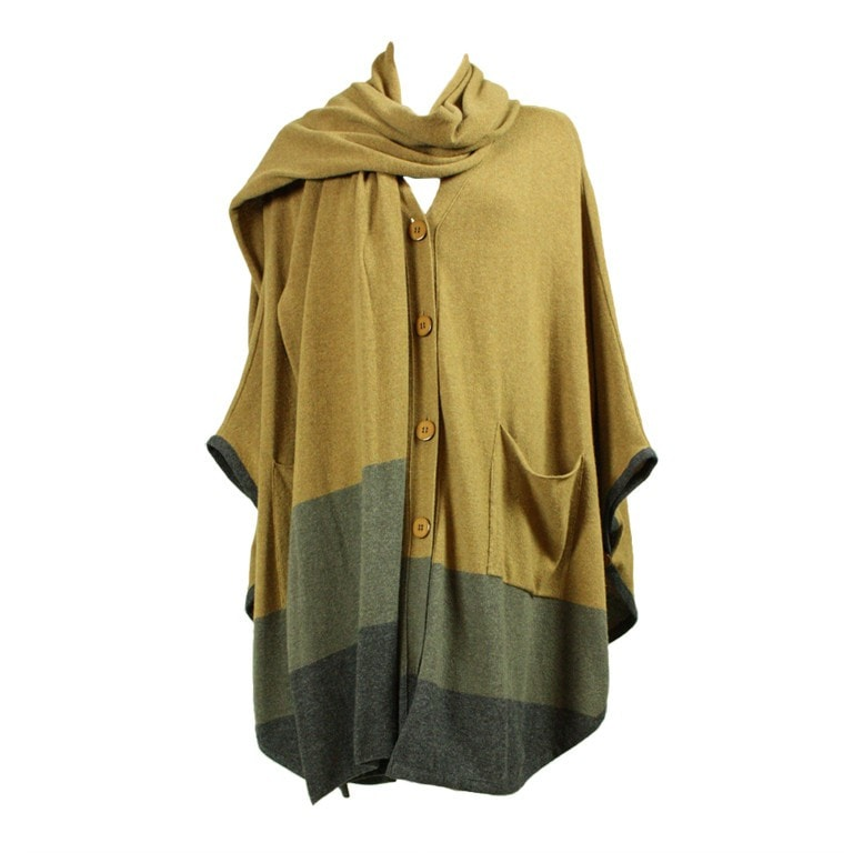Vintage Clothing: Contemporary Stella Mccartney Cashmere Cardigan & Scarf