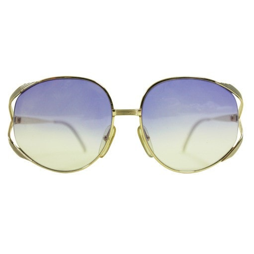 Vintage Clothing: 1970's Christian Dior Sunglasses