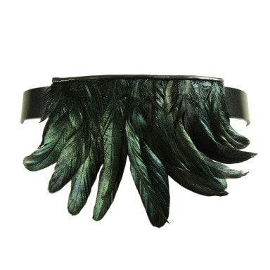 Martin Margiela Belt Contemporary Feather Vintage - regenerationvintageclothing