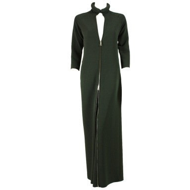 Jean-Paul Gaultier Jumpsuit 1990's Convertible Zippered Vintage - regenerationvintageclothing