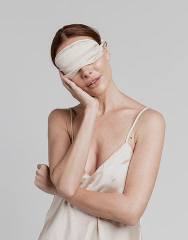 Silk Sleeping Mask
