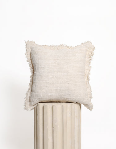 Luxe Cushion Cover - Natural
