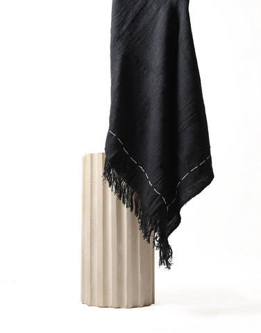 Tidur Throw - Black