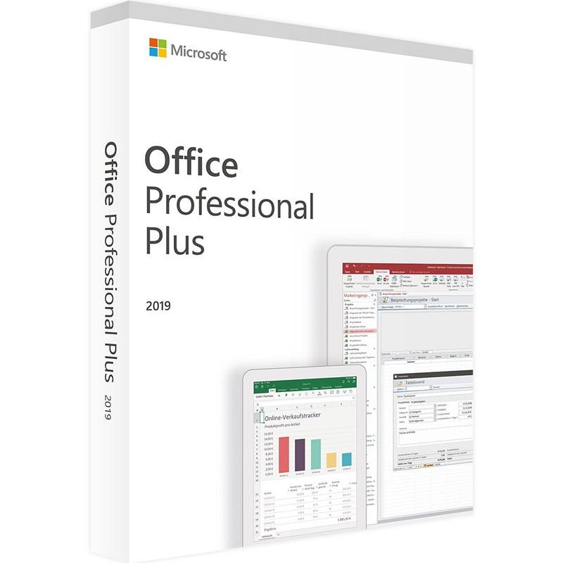 Microsoft Office 2019 Professional Plus License